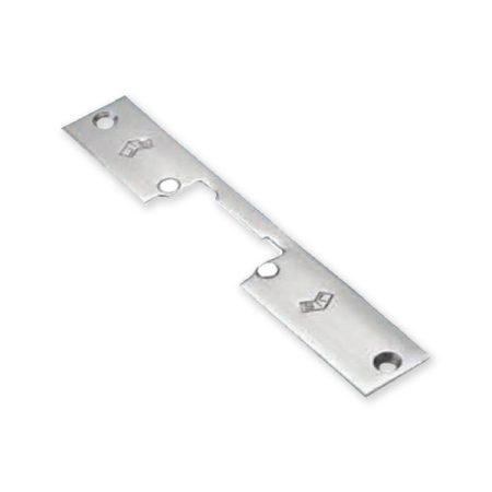 JIS 902 Hosszú előlap 8xx/17xx szériához Rozsdamentes acél