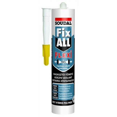 Soudal Fix-All Classic fehér /290ml