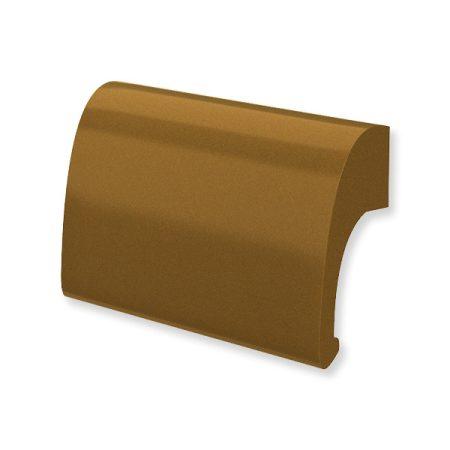 Erkélyajtó fogantyú alu bronz DELUX