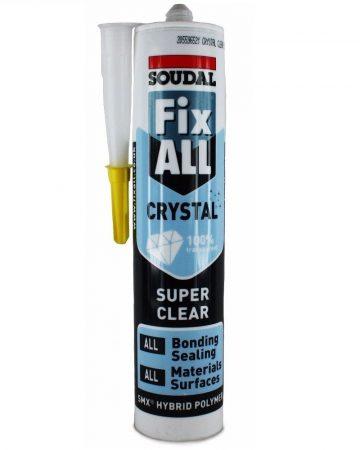 Soudal Fix-All Crystal /290ml