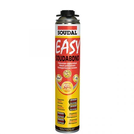 Soudal ragasztóhab EASY/750 ml (SOUDABOND)