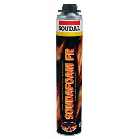 Soudal Tűzgátló Pisztolyhab 750 ml (Soudafoam)