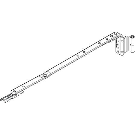 Ollószár K 350 12/20-9 NT jobb (Roto NT vasalat)