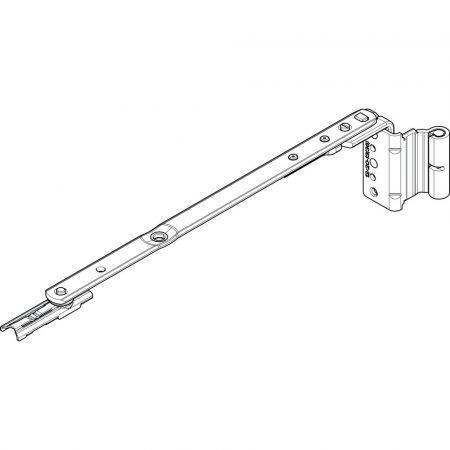 Ollószár K 250 12/20-13 NT bal (Roto NT vasalat)