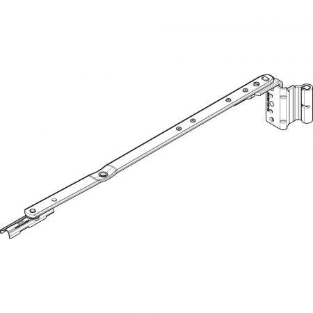 Ollószár K 350 12/20-13 NTjobb (Roto NT vasalat)
