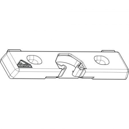 Csappantyú NT 18/20mm (Roto NT vasalat)