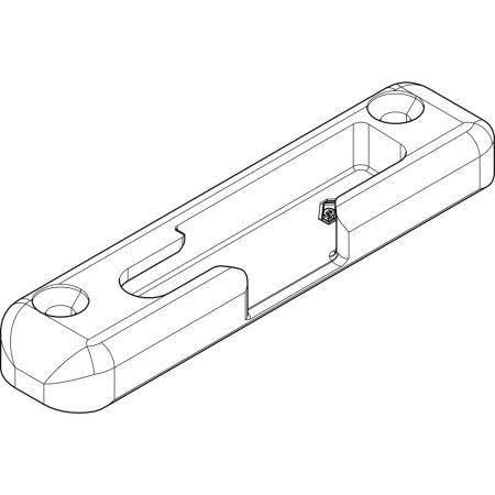 Bukócsapágy NT 18mm bal (Roto NT vasalat)