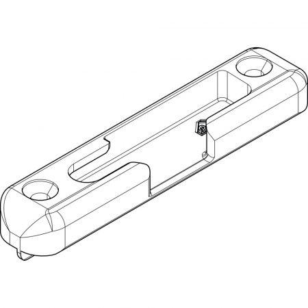 Bukócsapágy NT 7/8mm bal (Roto NT vasalat)
