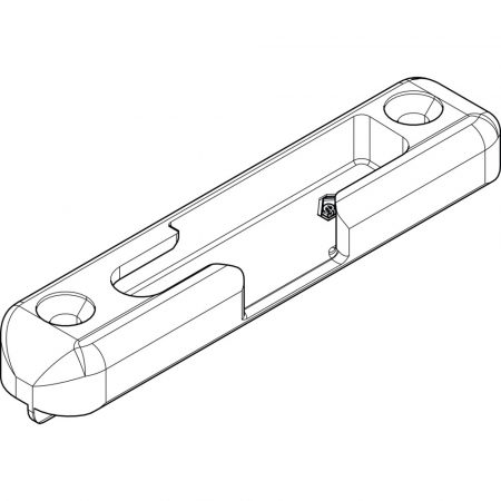 Bukócsapágy NT 7/8mm jobb (Roto NT vasalat)