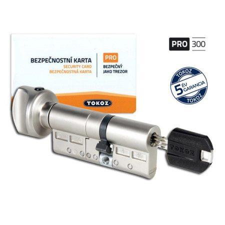 Tokoz Pro 300 zárbetét gombos 35x70