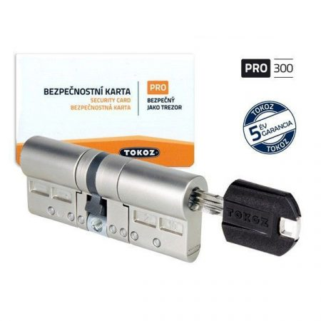 Tokoz Pro 300 zárbetét 35x110