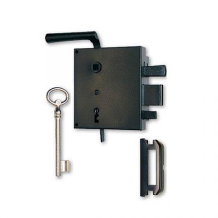 Euro Elzett 3425 kulcsos kertkapu zár jobb