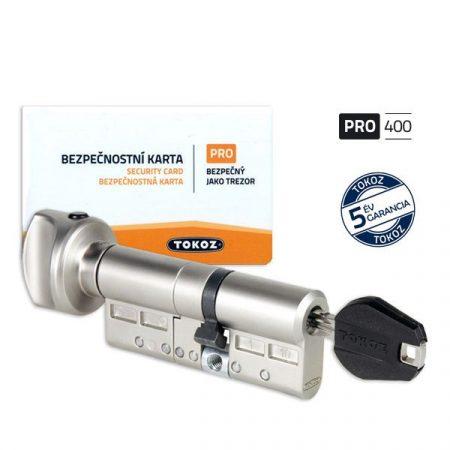 Tokoz Pro 400 zárbetét gombos 68x68