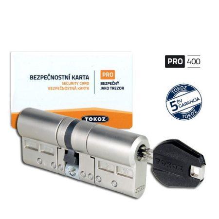Tokoz Pro 400 biztonsági zárbetét 33/33