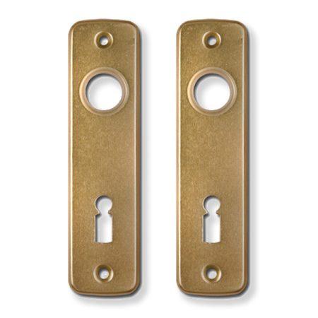 Zárcím 55 mm F2 kulcsos