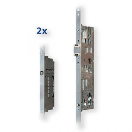Roto H600 2 acélcsap (2 CB) 55/92/16