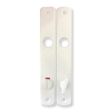 Zárcím toalett 90 mm fehér (GRT)