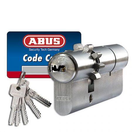 Abus D6PS törésvédett zárbetét 45x50 FK