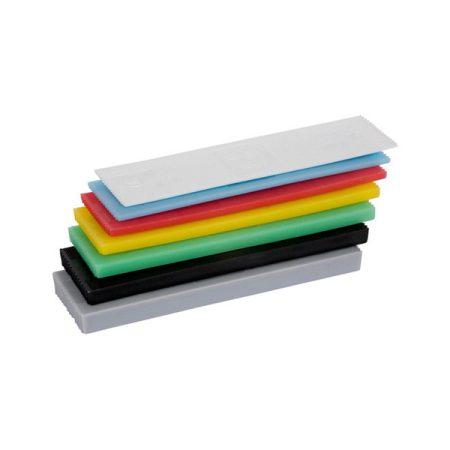 Hézagoló ék 1mm 30*100 Fehér Színben (500 db)