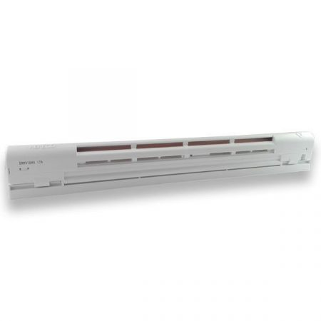 Aereco szellőző EMM 916 + DP0390 rács fehér