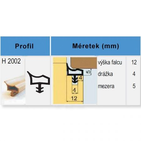 Trelleborg dipro H2002 bézs