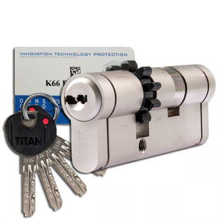 Titan K66 zárbetét 31x51 fogaskerekes ASC