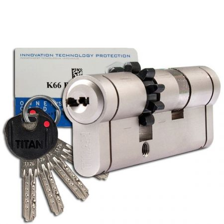 Titan K66 zárbetét 41x56 fogaskerekes ASC