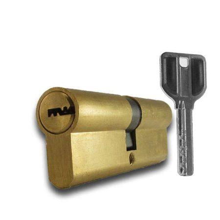 Zárbetét acél ajtóhoz 30x40