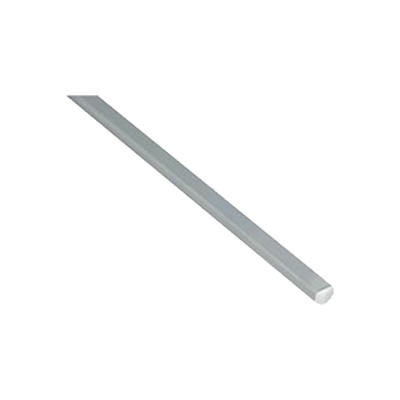 Siso Forgós bútorrúdzárhoz RÚD 1000mm nikkel