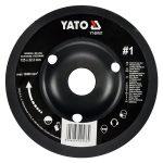 Yato YT-59167 ráspolykorong durva #1 125 mm yato