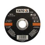 Yato YT-5921 Vágókorong fémre 115X2,5X22