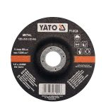 Yato YT-6124 Tisztítókorong 125x6x22
