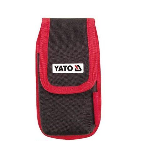 YATO mobiltelefon tartó táska övre fűzhető (YT-7420)