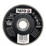 Yato YT-83272 Lamellás csiszoló 125/40