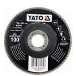 Yato YT-83275 Lamellás csiszoló 125/100